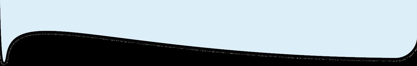 Blue Curve Bottom